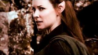 Tauriel and Leoglas