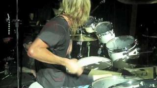 Taylor Hawkins Drum Solo