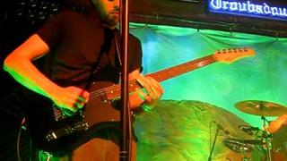 Taylor Hawkins & The Coattail Riders I Don't Think I Trust You Anymore 4-20-10 West Hollywood