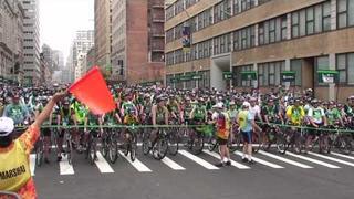 TD Bank Five Boro Bike Tour 2010