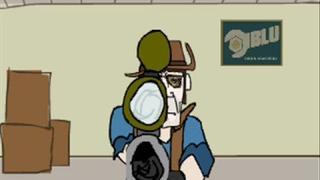 Team Fortress 2; Spy versus Sniper