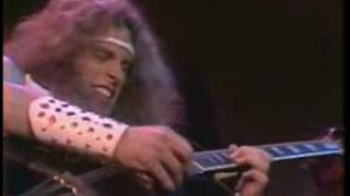 Ted Nugent Cat Scratch Fever Midnight Special TV Audition 1978 part of the show