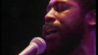 Teddy Pendergrass - The Whole Town's Laughing At Me (Live Hammersmith Odeon 1982)