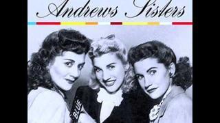 The Andrew Sisters - I Want My Mama (Mama Yo Quiero)