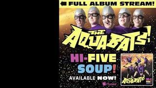 The Aquabats! - The Shark Fighter! - Full Album Stream
