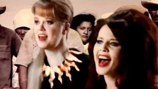 The B-52s - Roam 1990 Video stereo widescreen upconverted