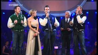 The Baseballs mit Umbrella und Copacabana (EAV) - (Dancing Stars 2011)