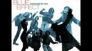 The Blue Effect - White Hair