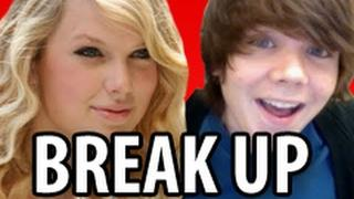 The Break Up With Taylor Swift - GETTING PROSTITUTES IN A CAR?!