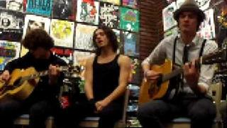 The Cab - Gone/Bounce (acoustic)