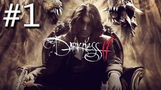 The Darkness 2 - Part 1 - ( Let's Play , Full Playthrough / Walkthrough w/ Live Commentary )