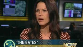 The Gates: Rhona Mitra Sinks Her Teeth into «Gates» Role