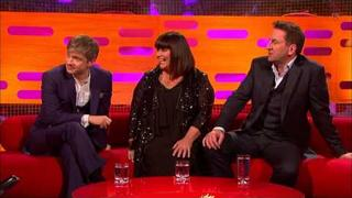 The Graham Norton Show - Part1 S12x08 Martin Freeman, Dawn French, Lee Mack