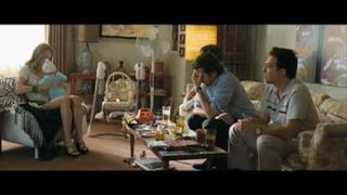 "The Hangover - ""She's wearing my grandmother's ring!"""