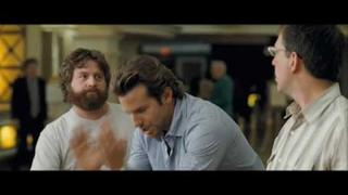 "The Hangover - ""This isn't the real Caesar's Palace, is it?"