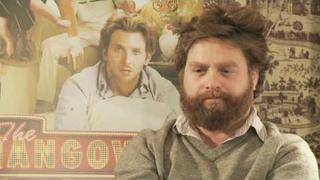 The Hangover - Zach Galifianakis' Hangover Cure!