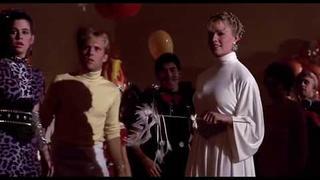 The Karate Kid (1984) - Halloween Fight (2/4) HD