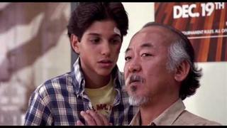 The Karate Kid (1984) - Settling Things Out (3/4) HD