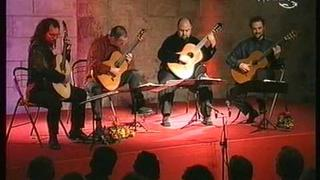 THE LA GUITAR 4TET - LOTUS EATERS