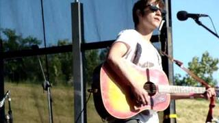 The Law acoustic @ Neurofest 2010. With Kieren Webster. Movie by Daisy Dundee.
