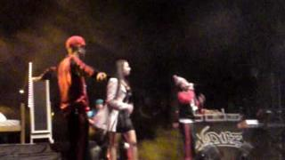 The Man Who Can't Be Moved/Break Even - N-Dubz - Manchester Apollo
