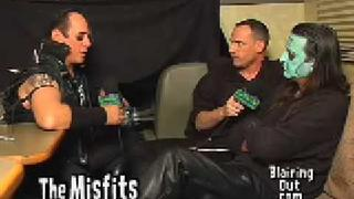 The Misfits talk about their view of humanity with Eric Blair 09