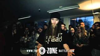 The O-Zone Battles: R-Man vs Henry Bowers (Promo)
