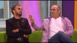 The One Show - Danny Baker & Ringo Starr