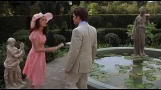 The Princess Diaries 2 - The fountain scene
