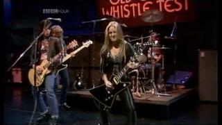 THE RUNAWAYS - Wasted (1977 UK TV Appearance) ~ HIGH QUALITY HQ ~