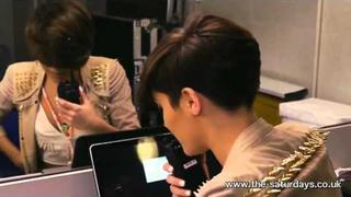 "The Saturdays (Frankie Sandford) - ""What Goes On Tour"" Documentary (Episode 2 - 14th May 2011)"