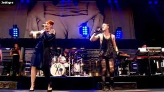 The Scissor Sisters - LIVE ( Part 01 )