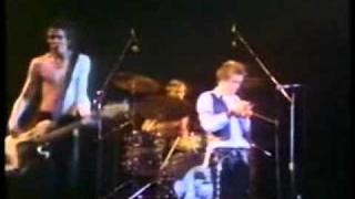 The Sex Pistols Live At Winterland San Fransisco 1978
