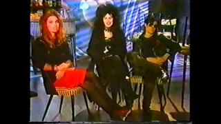 The Sisters Of Mercy - Interview ARD 1987