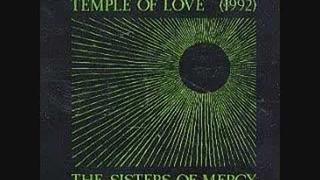 The Sisters Of Mercy (w/ ofra haza ) - Temple of love