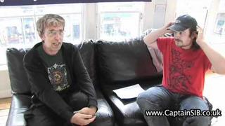 The Steve Hillage Interview by Captain SIB