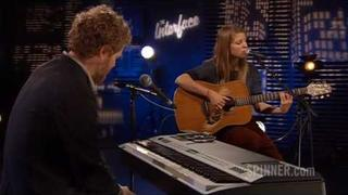 The Swell Season - Fantasy Man, Live at Spinner Session