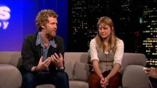 The Swell Season Interview with Tavis Smiley