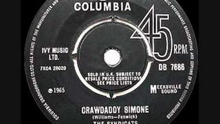 The Syndicats - Crawdaddy Simone - 1965 45rpm
