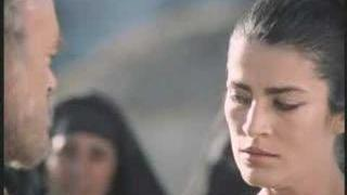 """The Trojan Women"" (1971 film) - Helen (Irene Papas) pleads"