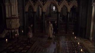 The Tudors Finale - Henry sees Jane Seymour; the end of the series