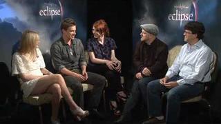 "The Twilight Saga Eclipse ""Cast & Filmmaker Chat"" Part 1"