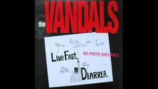 The Vandals - Mustache Power