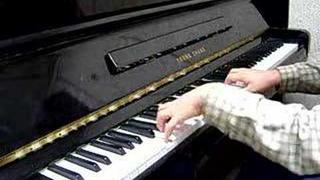 Theme from Moonlighting piano