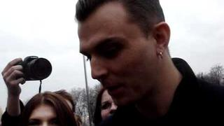 Theo with fans. Kiev. (05.04.11)
