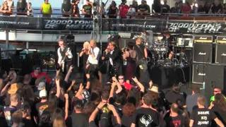 Therion - Ginnungagap + Son Of The Sun Live @ 70000 Tons Of Metal