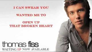 Thomas Fiss Official Waiting Lyrics Video