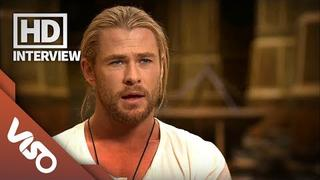 Thor - The Dark World : Official Chris Hemsworth Interview