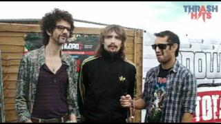 Thrash Hits TV: The Darkness @ Download Festival 2011