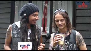Thrash Hits TV: Watain @ Sonisphere Festival 2011